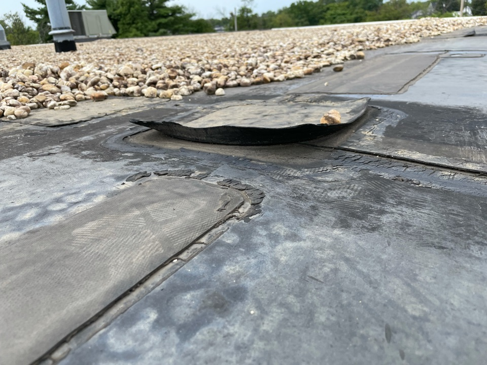 Woodlawn, MD - Repairs to commercial EPDM roof
