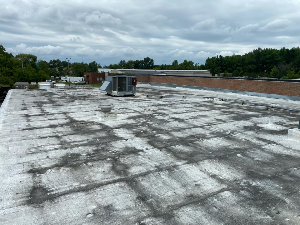 Dundalk, MD - Pre purchase inspection of commercial facility in Baltimore.