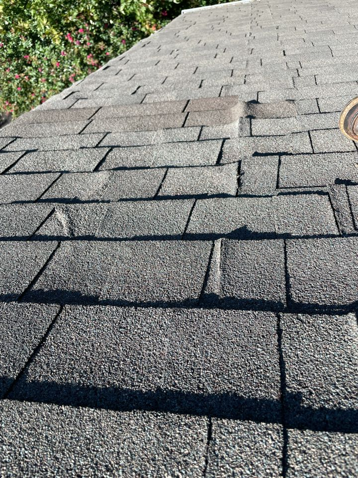 Pasadena, MD - Inspection and repairs to aging roof.