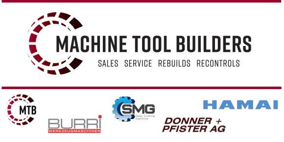 Machine Tool Builders Inc