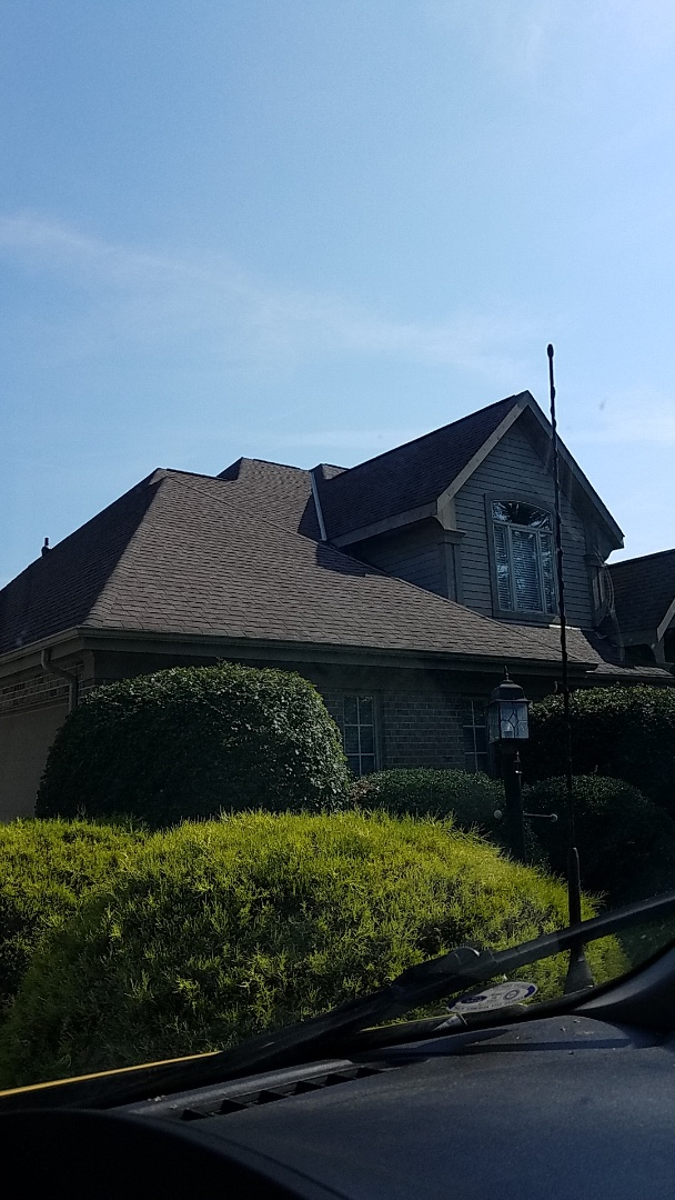 Wexford, PA - General roof investigation.