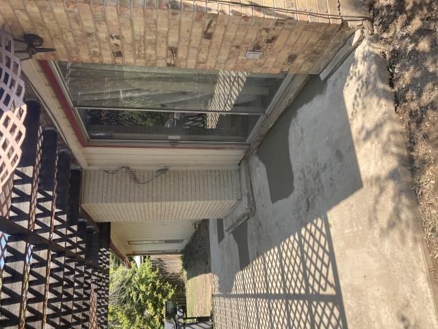San Antonio, TX - We successfully completed a foundation repair project for our customer who is very happy with our service! Here you can see the sections where we poured new concrete to cover the holes where piers we installed. Always happy to help our San Antonio customers!
