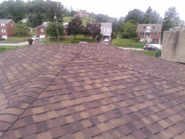 Canonsburg, PA - New roof replacement