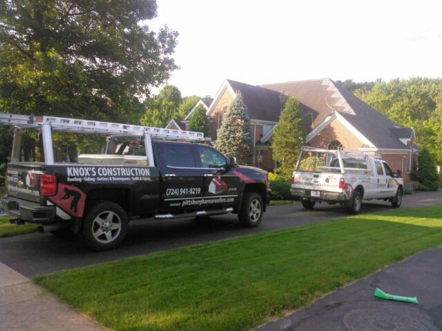 McMurray, PA - Day 4 of New roof replacement