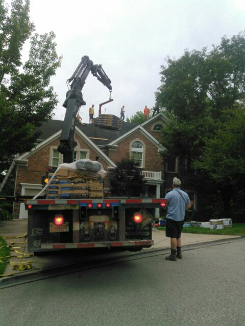 Pittsburgh, PA - New roof replacement