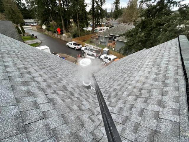 Beaverton, OR - Residential roof tear off and replacement