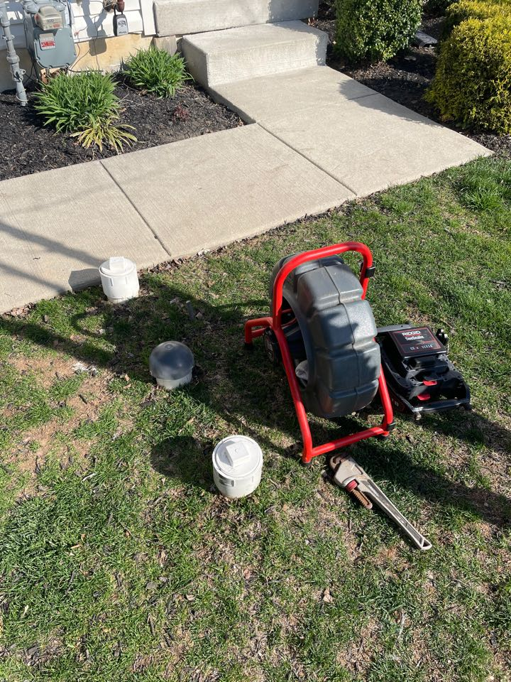 Breinigsville, PA - Completed a sewer lateral inspection for a valued customer!