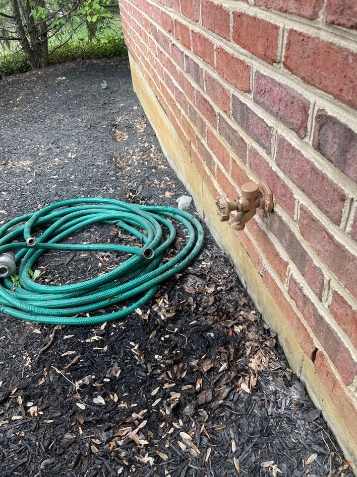 Allentown, PA - Installed a new Woodford Frost Free Hose Bibb for one our valued customers!