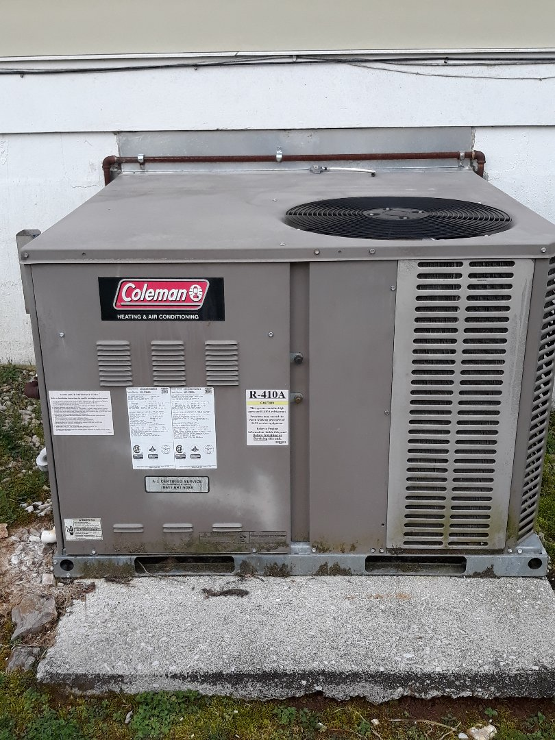 Knoxville, TN - Repair Coleman Pkg Gas