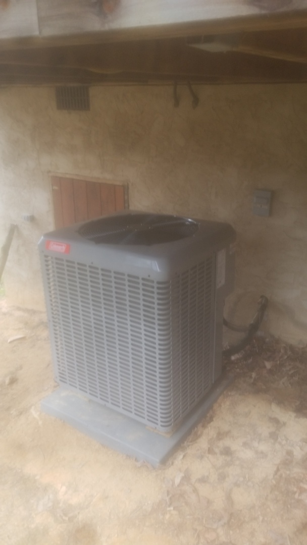 Sevierville, TN - Air conditioning installation