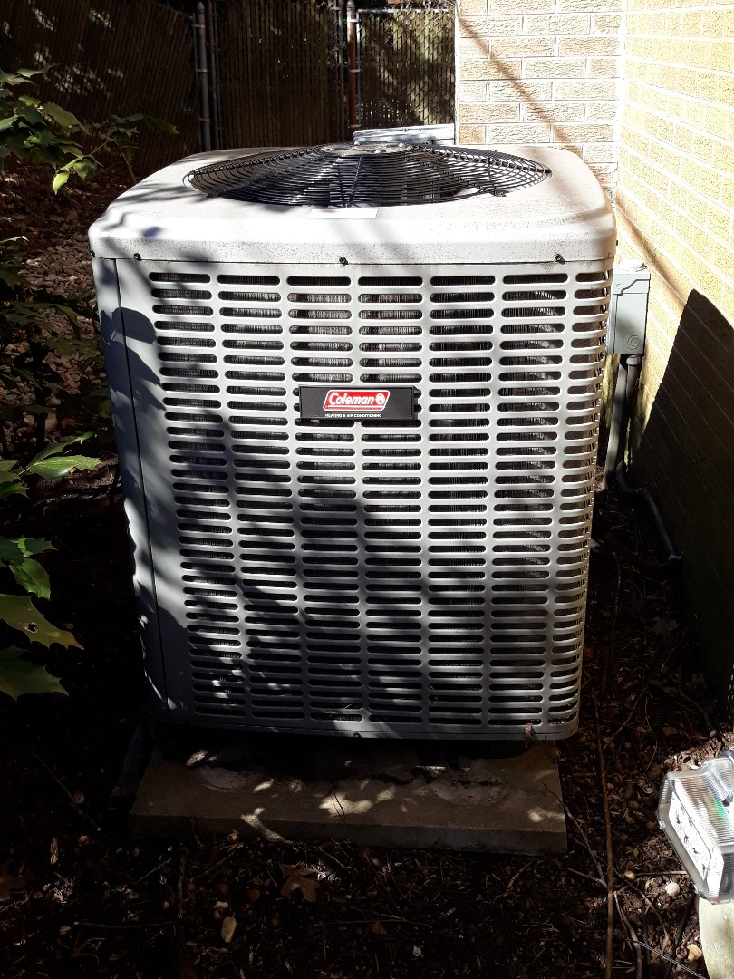 Knoxville, TN - 2 system cooling Maintenance, Coleman HP