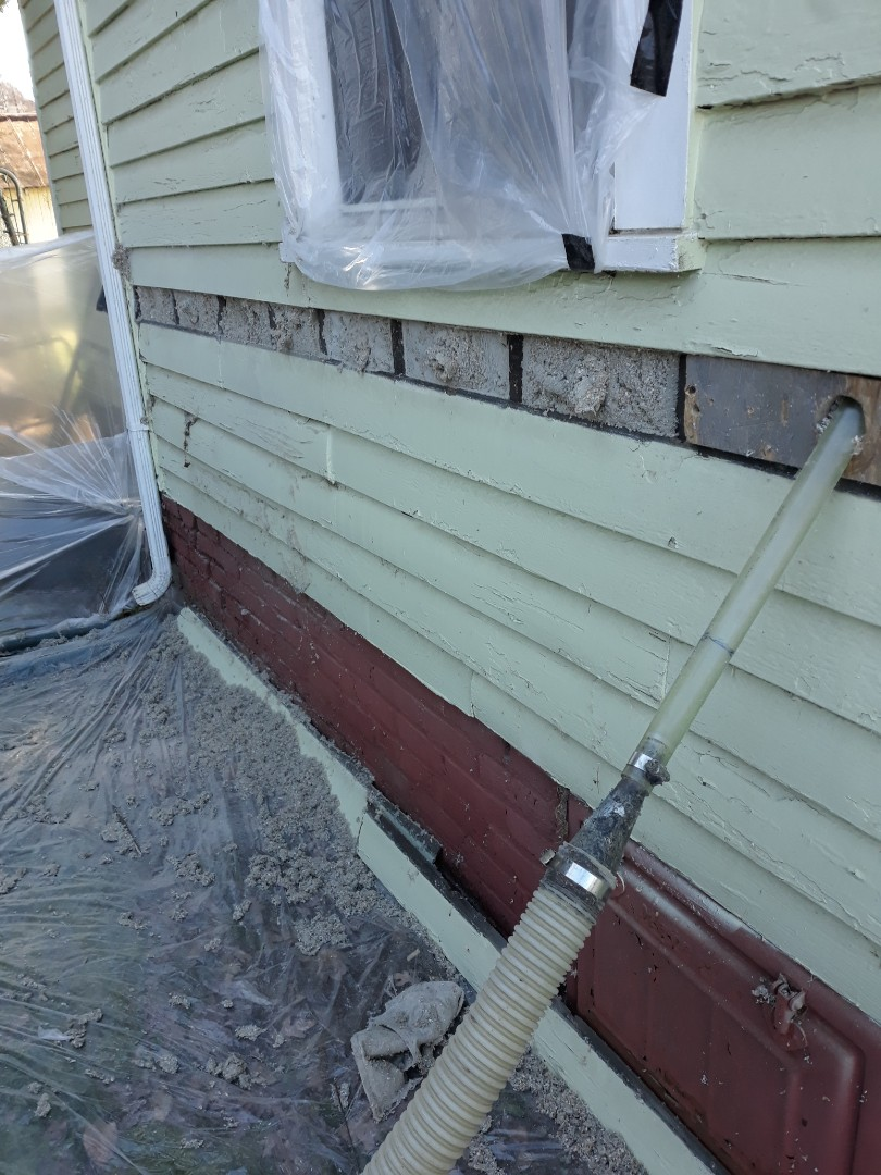 Knoxville, TN - Wall insulation