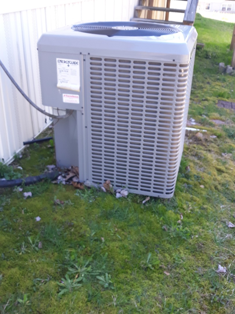 Loudon, TN - Coleman heat pump repair
