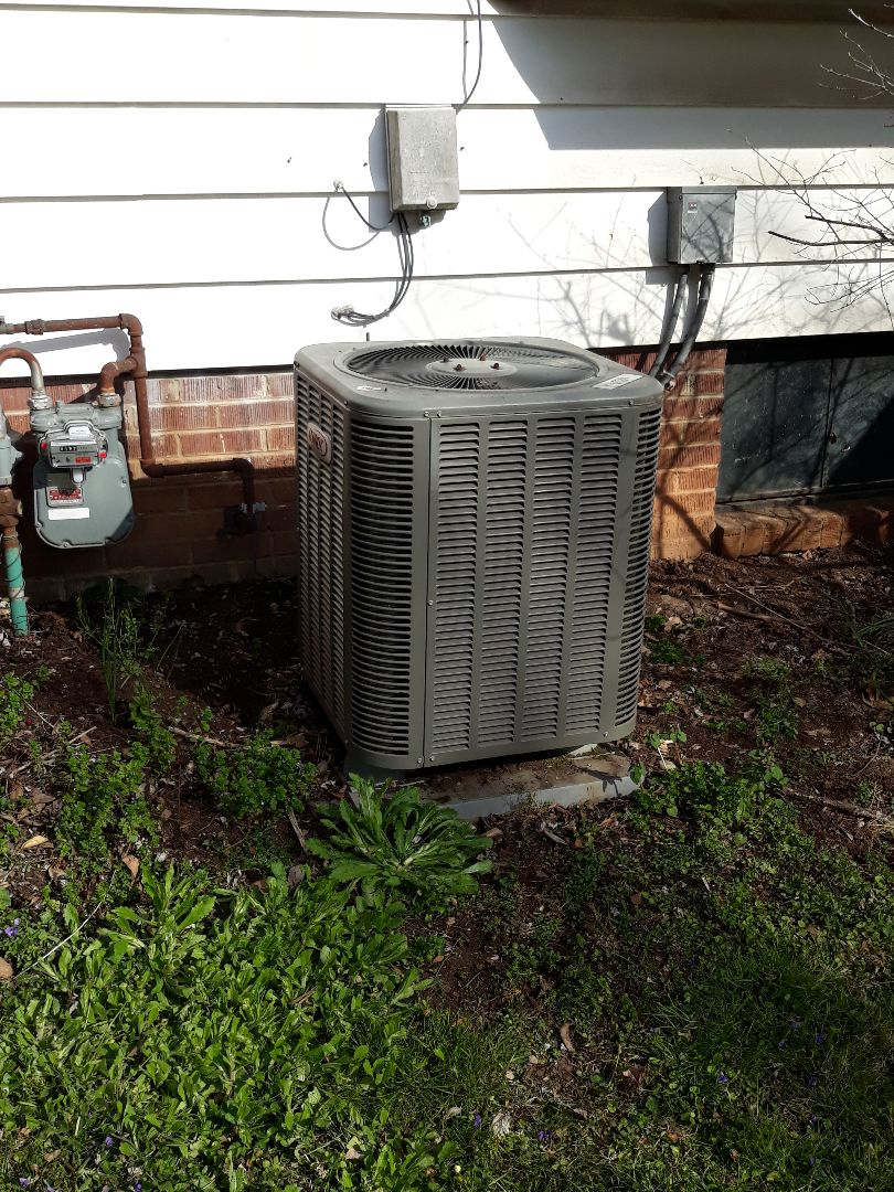 Knoxville, TN - Cooling pm. Lennox HP