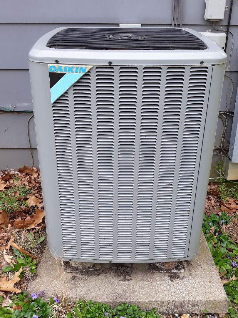 Knoxville, TN - Cooling pm Daikin HP