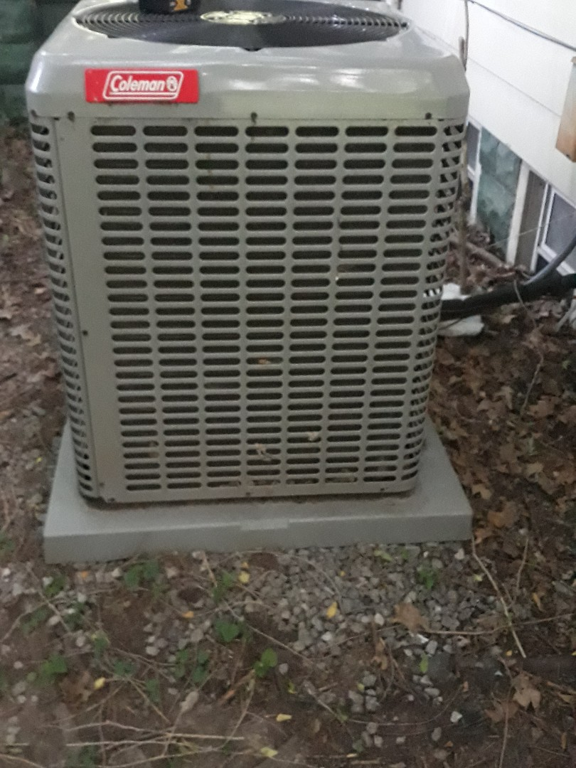 Knoxville, TN - Coleman Air Conditioning Unit Repair