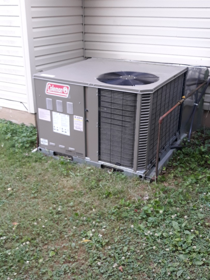 Knoxville, TN - Coleman ac repair