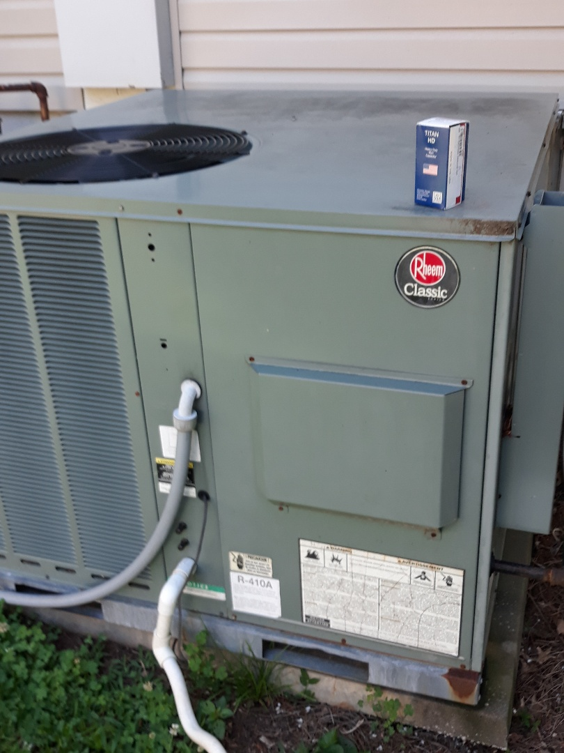 Knoxville, TN - Air conditioning service
