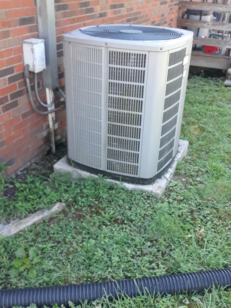 Clinton, TN - Air conditioning repair