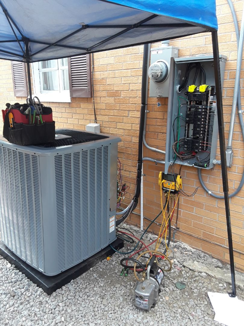 Knoxville, TN - A/C Installation