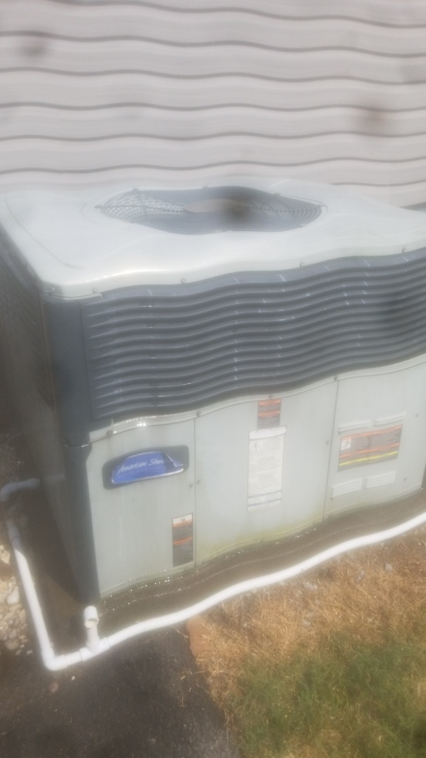 Knoxville, TN - Trane air conditioning
