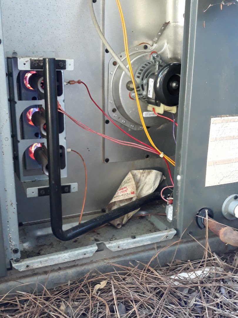 Knoxville, TN - Heating service call