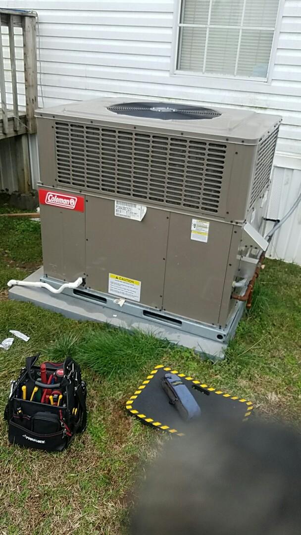 Philadelphia, TN - No heat call