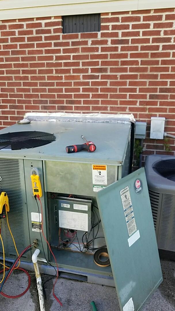 Corryton, TN - 2 system maintenance
