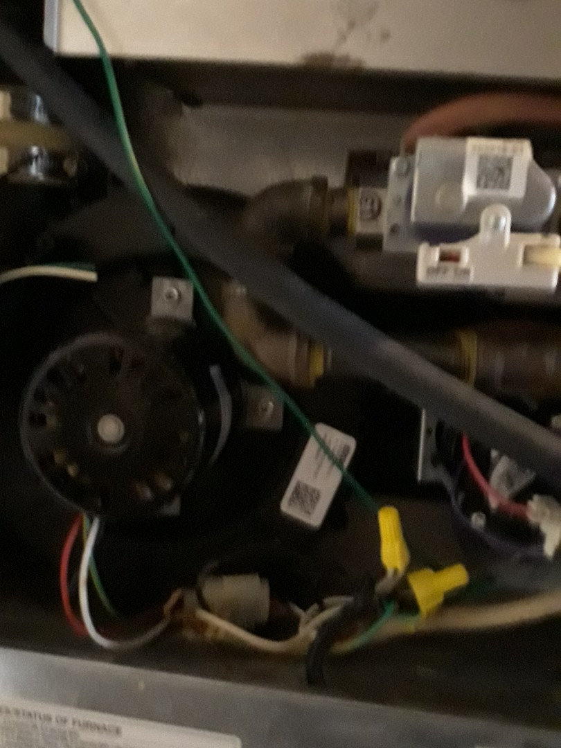 Knoxville, TN - 1 system Fall maintenance on a Lennox gas furnace and heat pump.