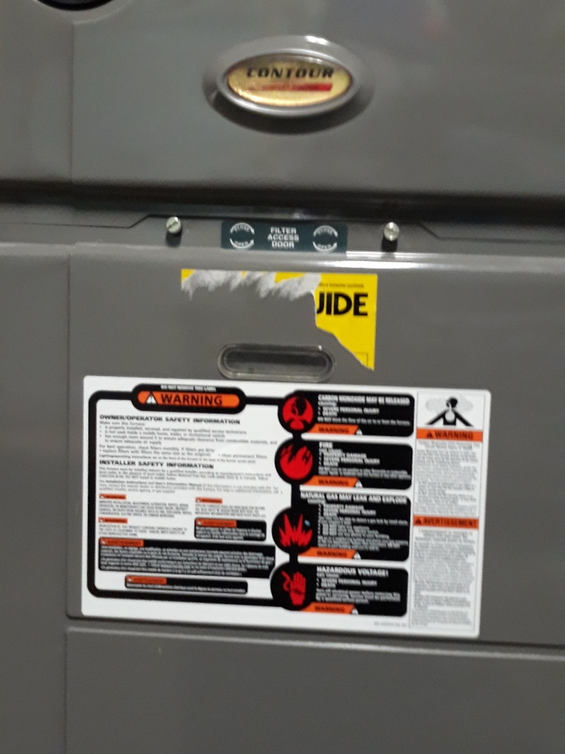 Knoxville, TN - 3 system Fall maintenance on Rheem gas furnaces.
