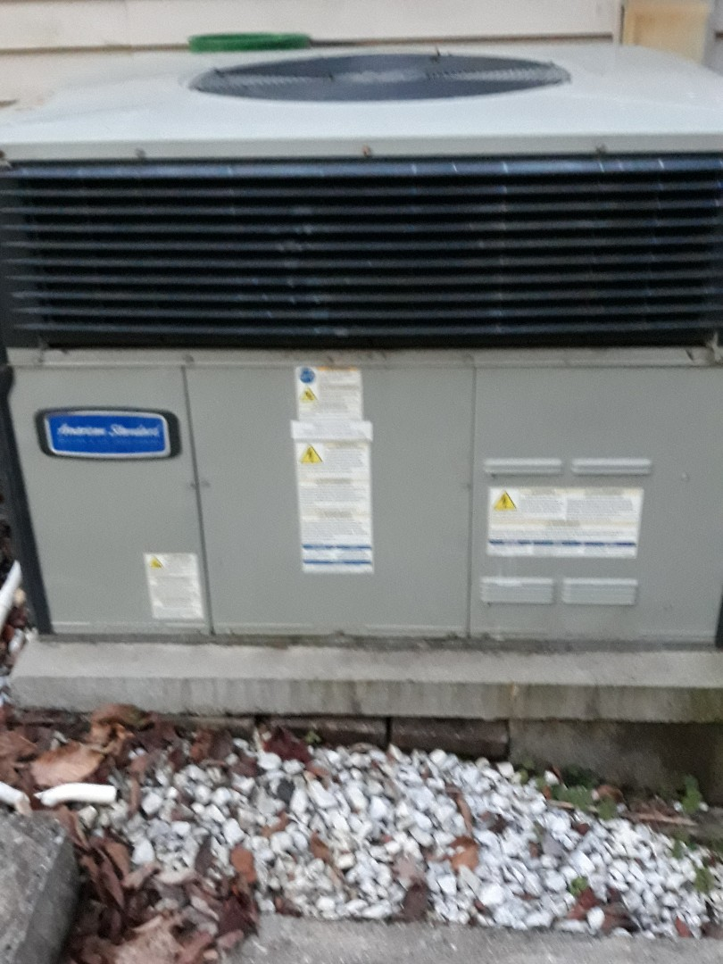 Powell, TN - Service call, no heat, American Standard