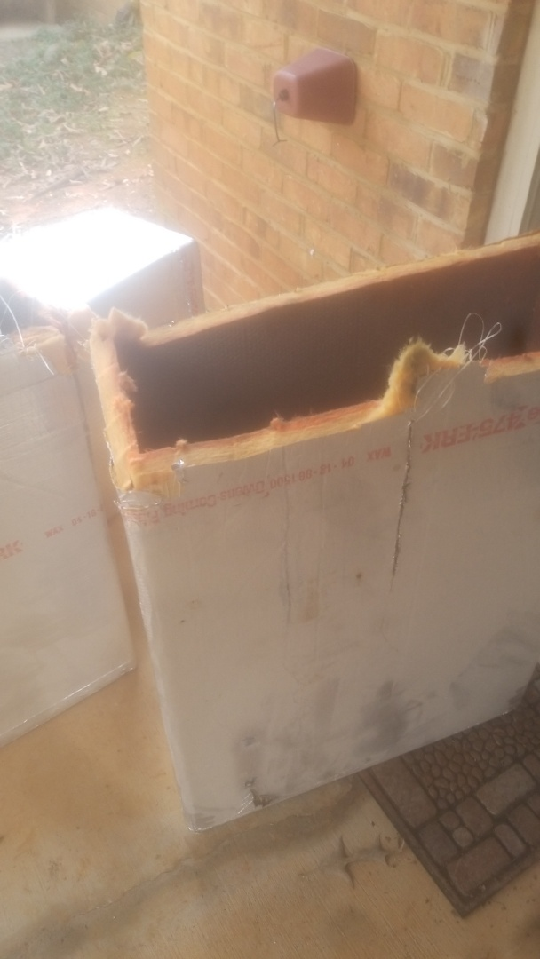 Knoxville, TN - Duct replacement duct relocation