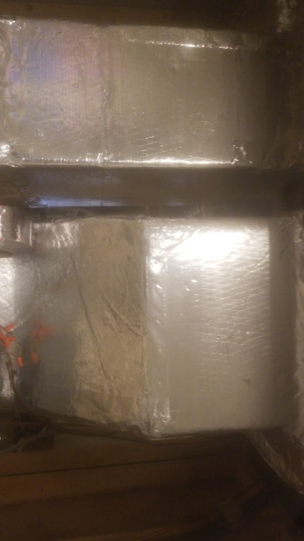 Knoxville, TN - Ductwork replacement. Ductwork relocation.