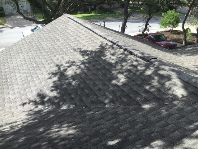 San Antonio, TX - Feller Roofing installed this beautiful GAF Timberline Dimensional Shingle in very popular Weatherwood color.  We love roofing central Texas.