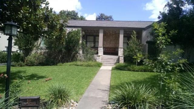 San Antonio, TX - Beautiful replacement roof in San Antonio.  Feller Roofing installed GAF Mission Brown Timberline HD Shingles.