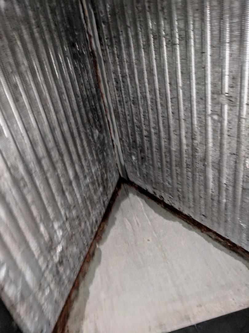 Yulee, FL - EVAP coil pull n clean.