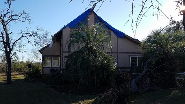 Alford, FL - Estimate on metal roof replacement.
