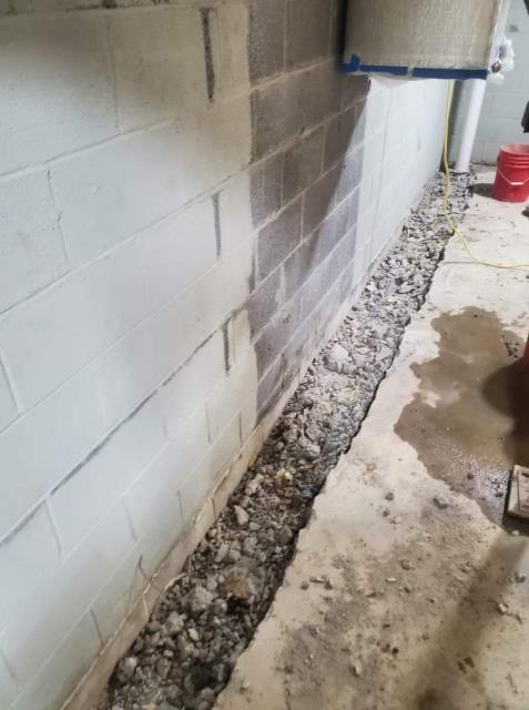 Clarksburg, WV - Waterproofing Basement in Kearneysville, WV