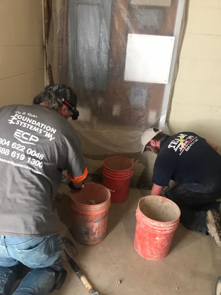 Bridgeport, WV - Waterproofing in Bridgeport WV
