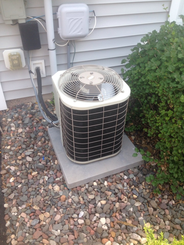 Real Time Service Area For Rol Air Heating Amp Air