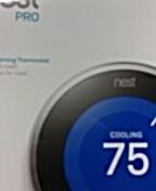 Oklahoma City, OK - Nest thermostat in OKC