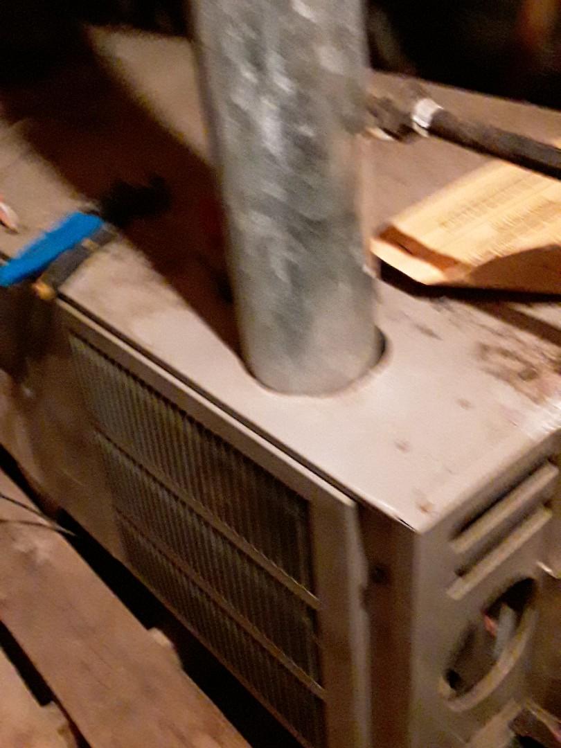 Moore, OK - Furnace service