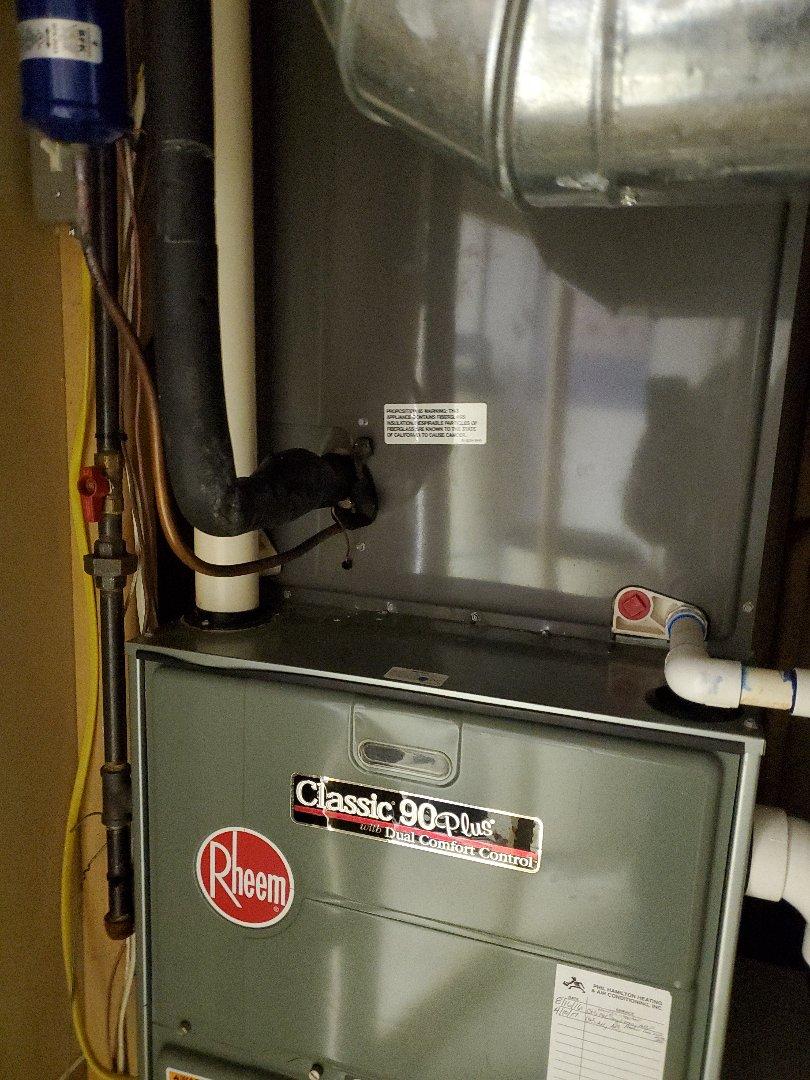 Valley Center, KS - Indoor Coil Change