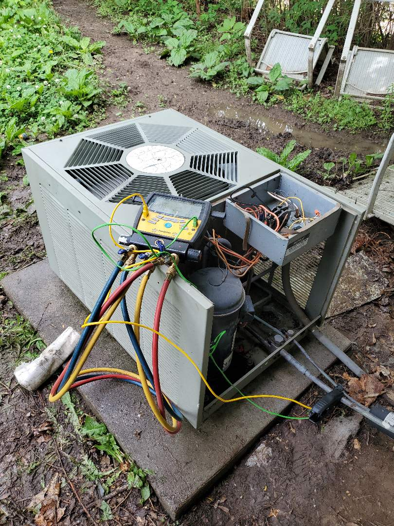 Mulvane, KS - AC Repair