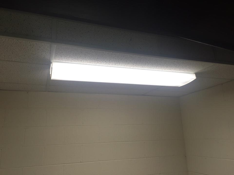 Watkinsville, GA - Install stairwell lights