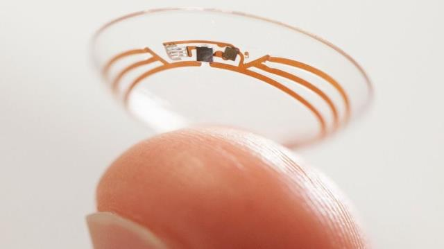 Brooklyn, NY - New tech on the horizon as Samsung develops its first contact lenses with video playback.