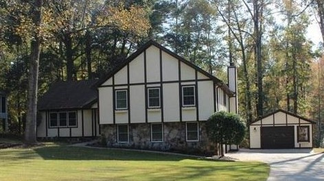 Marietta, GA - Beginning a new James Hardie Siding Replacement project in a few days.