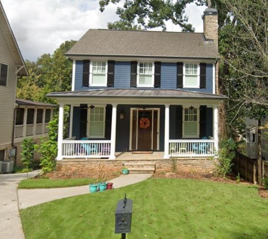 Atlanta, GA - Estimating a home for Siding and Trim Repairs &Replacement, and adding screens to enclose a back porch.