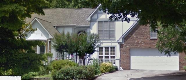 Roswell, GA - We are estimating this beautiful Roswell home for a new front makeover.  The homeowner is planning on removing the Synthetic Stucco on front and installing the same look using James Hardie Siding materials.  They are also interested in a front porch replacement.  When completed it will be a great new look.