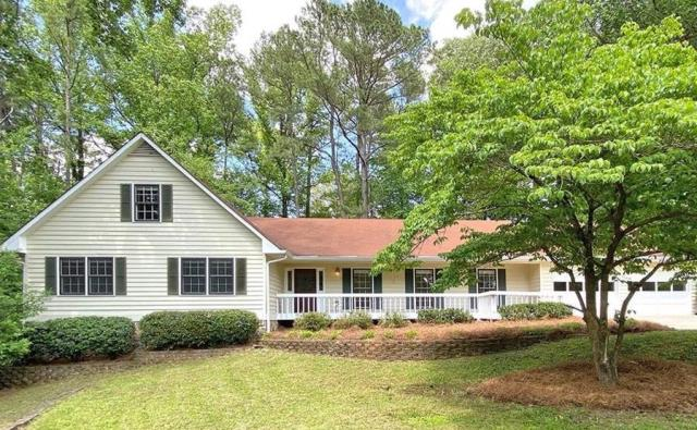 Roswell, GA - Meeting with a potential client in Roswell to quote their home for Exterior Painting and new Gutters.  This homeowner recently purchased their home and is interested in updated the color to white for a cleaner and newer look.